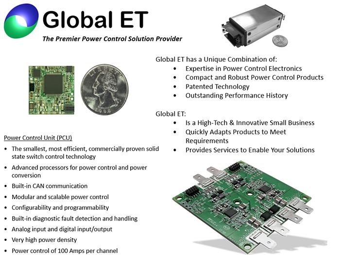 Global ET