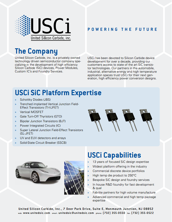 United Silicon Carbie Page